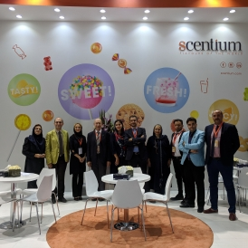 17th Iran intentional confectionery fair